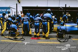 Arrêt pour Renault F1 team