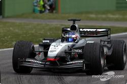 Seconde place pour Kimi Raikkonen