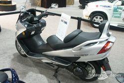 Suzuki 400cc Scooter