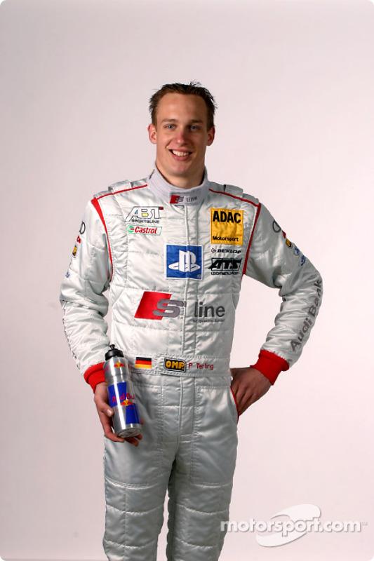 Abt-Audi-Fahrer 2003: Peter Terting