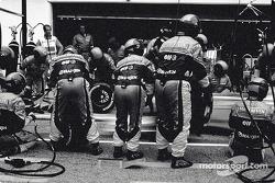 Pitstop de Renault F1