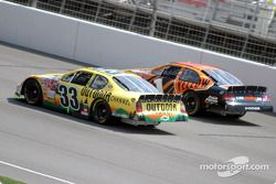 Tony Raines and Jamie McMurray