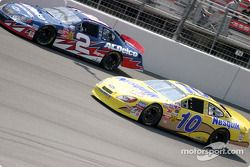 Ron Hornaday and Scott Riggs