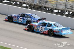 Damon Lusk and Johnny Sauter