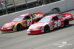 David Reutimann and Mike Bliss