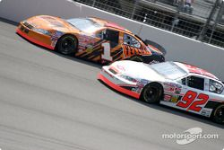 Jamie McMurray and Todd Bodine