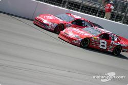 Bill Elliott y Dale Earnhardt Jr.