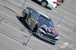 T3 on Jamie McMurray's car