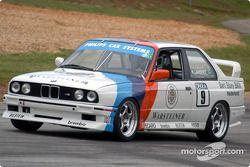 Marc Lawrence's '86 BMW E30-M3