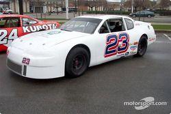 Jeff Lapcevich's car