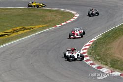 Jacques Villeneuve lidera a Cristiano da Matta