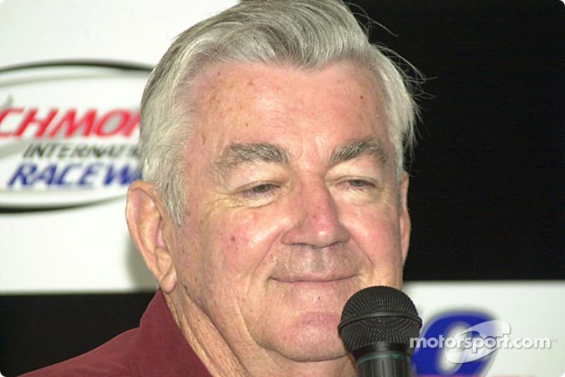 9º - Bobby Allison - 86 vitórias (84 na Cup e 2 na Xfinity Series)
