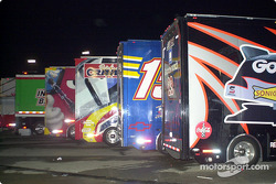 The colorful haulers