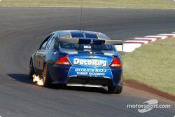 Ford convert Jason Bargwanna backs off