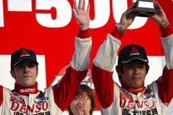 GT500 3rd #39 Dominik Schwager/Manabu Orido