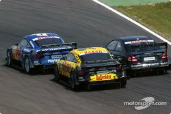 Mattias Ekström, Abt Sportsline, Abt-Audi TT-R 2003; Laurent Aiello, Abt Sportsline, Abt-Audi TT-R 2