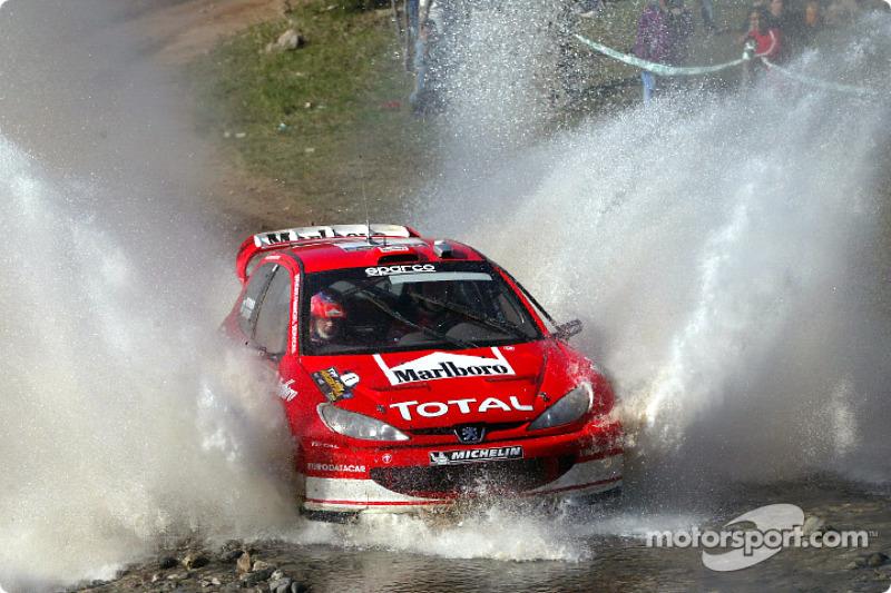 Rallye d'Argentine 2003