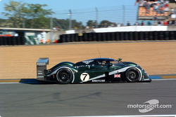 #7 Team Bentley Bentley Speed 8: Tom Kristensen, Rinaldo Capello, Guy Smith
