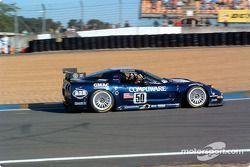 #50 Gary Pratt Corvette C5-R: Oliver Gavin, Kelly Collins, Andy Pilgrim
