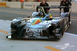 #20 Lister Racing Lister Storm LMP: Jamie Campbell-Walter, Jean-Denis Deletraz