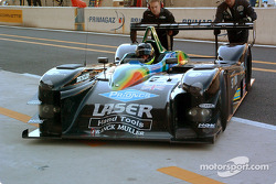 #20 Lister Racing Lister Storm LMP: Jamie Campbell-Walter, Jean-Denis Deletraz