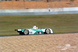 #14 Team Nasamax Reynard 01Q Cosworth: Robbie Stirling, Bryan Herta, Romain Dumas