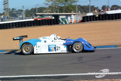 Edouard Sezionale Norma M2000/2-Ford : Edouard Sezionale, Patrice Roussel