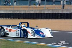 #29 Noel del Bello Racing Reynard 2KQ LM Lehmann: Jean-Luc Maury-Laribière, Pascal Fabre, Christophe Pillon