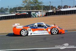 #64 Graham Nash Motorsport Saleen S7-R: Pedro Chaves, Miguel Ramos, Ni Amorim
