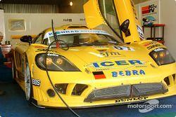 #67 Konrad Motorsport Saleen S7R: Walter Brun, Jesus Villaroel, Jean-François Yvon