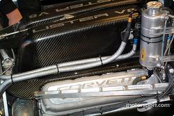 Lister V8 engine