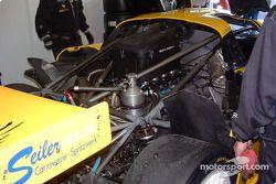 Saleen engine