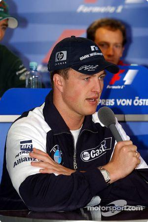 Thursday press conference: Ralf Schumacher