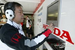 Инженер Honda