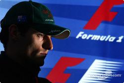 Thursday basın toplantısı: Mark Webber