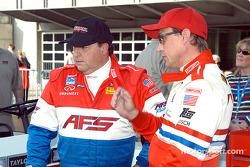 Gary Peterson and Scott Harrington