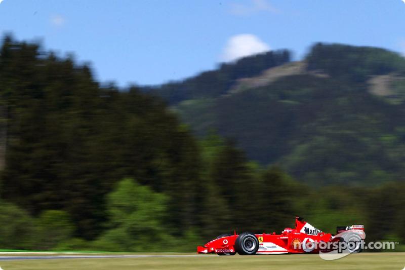 54. Austria 2003, Ferrari F2003-GA