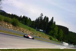 Desenfoque de movimiento en Jenson Button
