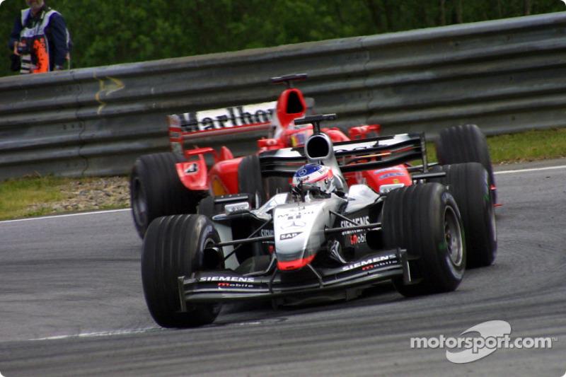 Из действующих пилотов только Кими Райкконен застал Формулу 1 на «А1-Ринге»