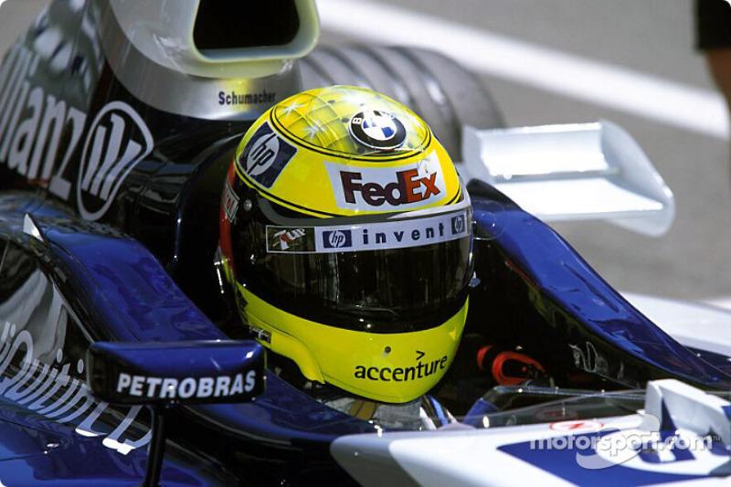 7º Ralf Schumacher: 121millones de dólares (107 millones de euros)