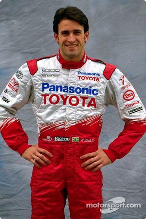 Toyota photoshoot: Ricardo Zonta