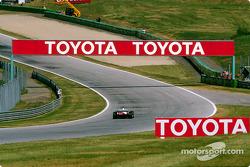 Toyota on track