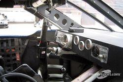 Interior minus the wheel
