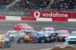 Dreher: Karl Wendlinger, Abt Sportsline, Abt-Audi TT-R 2003