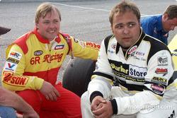 Brian Tyler and Donny Schatz