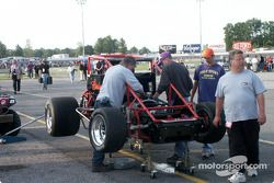 Work in the pits