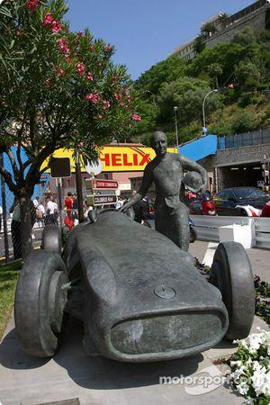 Juan Manuel Fangio memorial