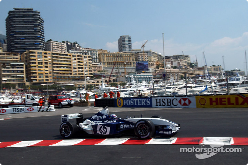 2003 - GP de Monaco (F1, Williams)
