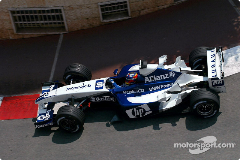 2003 Juan Pablo Montoya, Williams