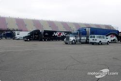 Test team transporters